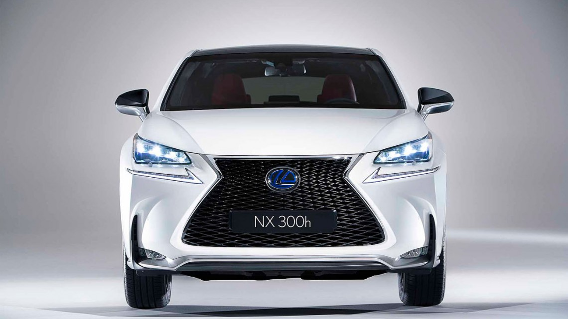 Lexus Nx 300 | 2017 - 2018 Best Cars Reviews