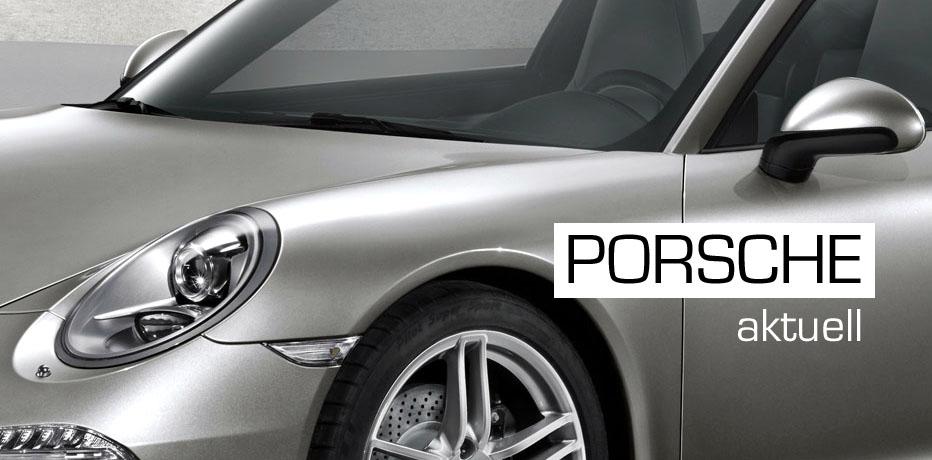 Porsche aktuelle Nachrichten bei blog.bis-autoteile.de